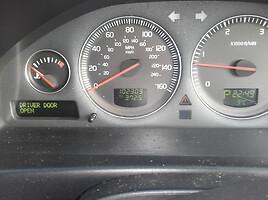 Volvo S60 I 2007 m. dalys
