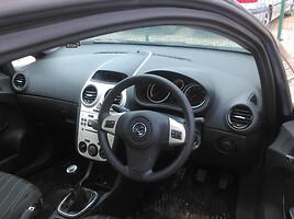 Opel Corsa D 2007 y. parts
