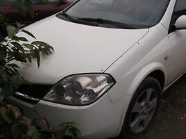 Nissan Primera P12 2004 m. dalys