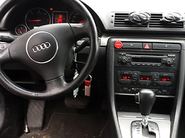 Audi A4 120kw 2002 y. parts