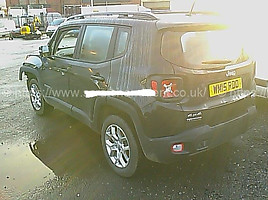 Jeep Renegade 2015 y. parts