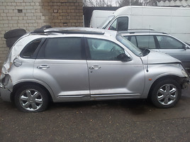 Chrysler PT Cruiser europa, 2003m.