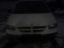 Chrysler Voyager II, 1996m.