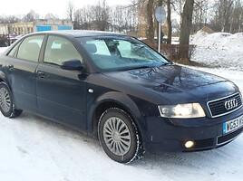 Audi A4 B6, 2004m.