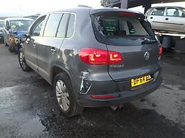 Volkswagen Tiguan 2014 m. dalys