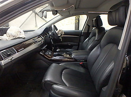 Audi A8 D4, 2011m.