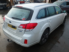 Subaru Outback IV 2.0 D 2013 y. parts