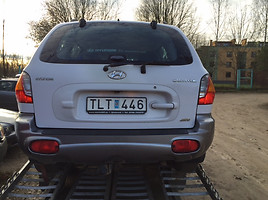 Hyundai Santa Fe I 2.0 CRDI 2003 m. dalys