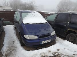 Ford Galaxy Mk1, 1998y.