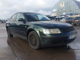 volkswagen passat b5 Sedanas 1998