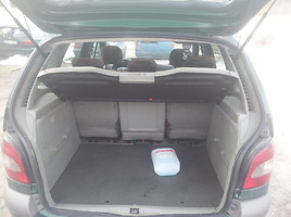 Renault Scenic I Europa 1.9dci, 2001y.