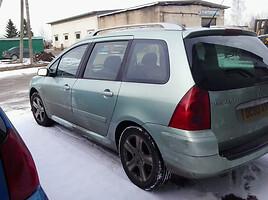 Peugeot 307 I 2003 г. запчясти