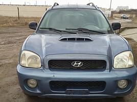 Hyundai Santa Fe I  SUV