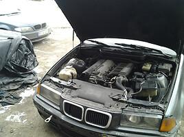 BMW 325 E36 tds, oda, 1996m.