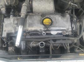 Opel Zafira A, 2000m.
