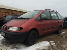 Volkswagen Sharan I, 1997m.