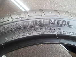 Continental SportContact 2 apie  R19