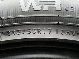 Nokian WR G2 apie 8mm R17