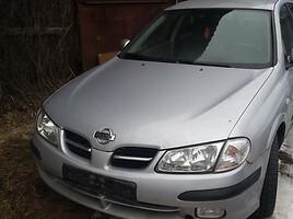 Nissan Almera N15 N16, 2000y.