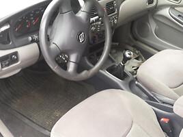 Nissan Almera N15 N16 2000 m. dalys