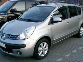 Nissan Note I  Hečbekas