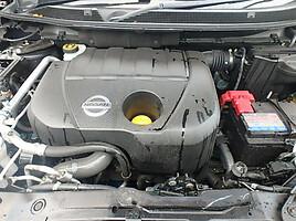 Nissan Qashqai II 2014 m dalys