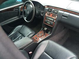 Mercedes-Benz E 280 W210 1999 y. parts