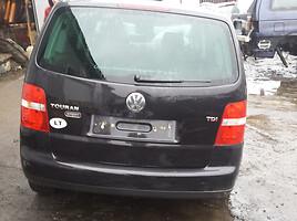 Volkswagen Touran I 103kw Vienatūris 2006