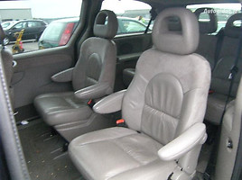 Chrysler Grand Voyager III Limited 2001 m dalys