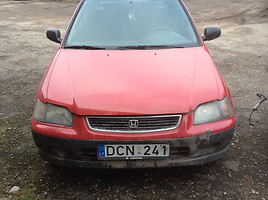 Honda Civic VI  Sedanas
