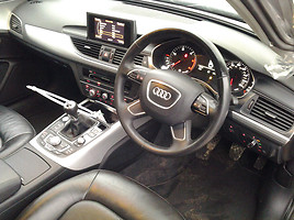 Audi A6 C7, 2013m.