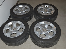 BMW X1 R17 light alloy  rims