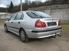 Mitsubishi Carisma II  Hečbekas