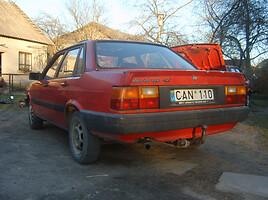 Audi 80 B2 GT 1986 m. dalys