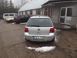 Volkswagen Golf IV 1.9 66 kw, 1999y.