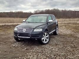 Volkswagen Touareg I 2005 m. dalys