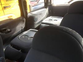 Volkswagen Sharan I 1997 m dalys