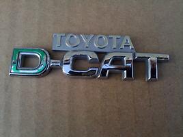 Toyota Corolla 2009 m. dalys