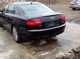 Audi A8 D3 2007 m. dalys