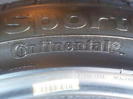 Continental 4x4 SportContact R20 summer  tyres passanger car