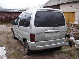 Citroen Berlingo I, 2005m.
