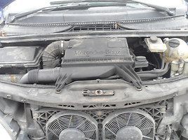 Mercedes-Benz Vito W639 2004 m. dalys