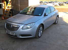 Opel Insignia 2010 г. запчясти