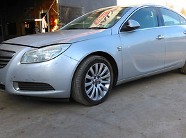 Opel Insignia 2010 y. parts