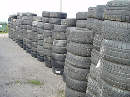 Bridgestone įv. raštų / modelių  R16 vasarinės padangos lengviesiems