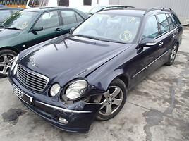 Mercedes-Benz E 220 W211  Sedanas