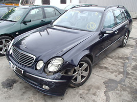 Mercedes-Benz E 220 W211  Седан