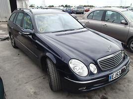 Mercedes-Benz E 220 W211 2004 m. dalys