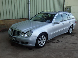 Mercedes-Benz E 200 W211  Universalas