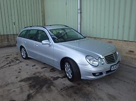 Mercedes-Benz E 200 W211 2008 m. dalys
